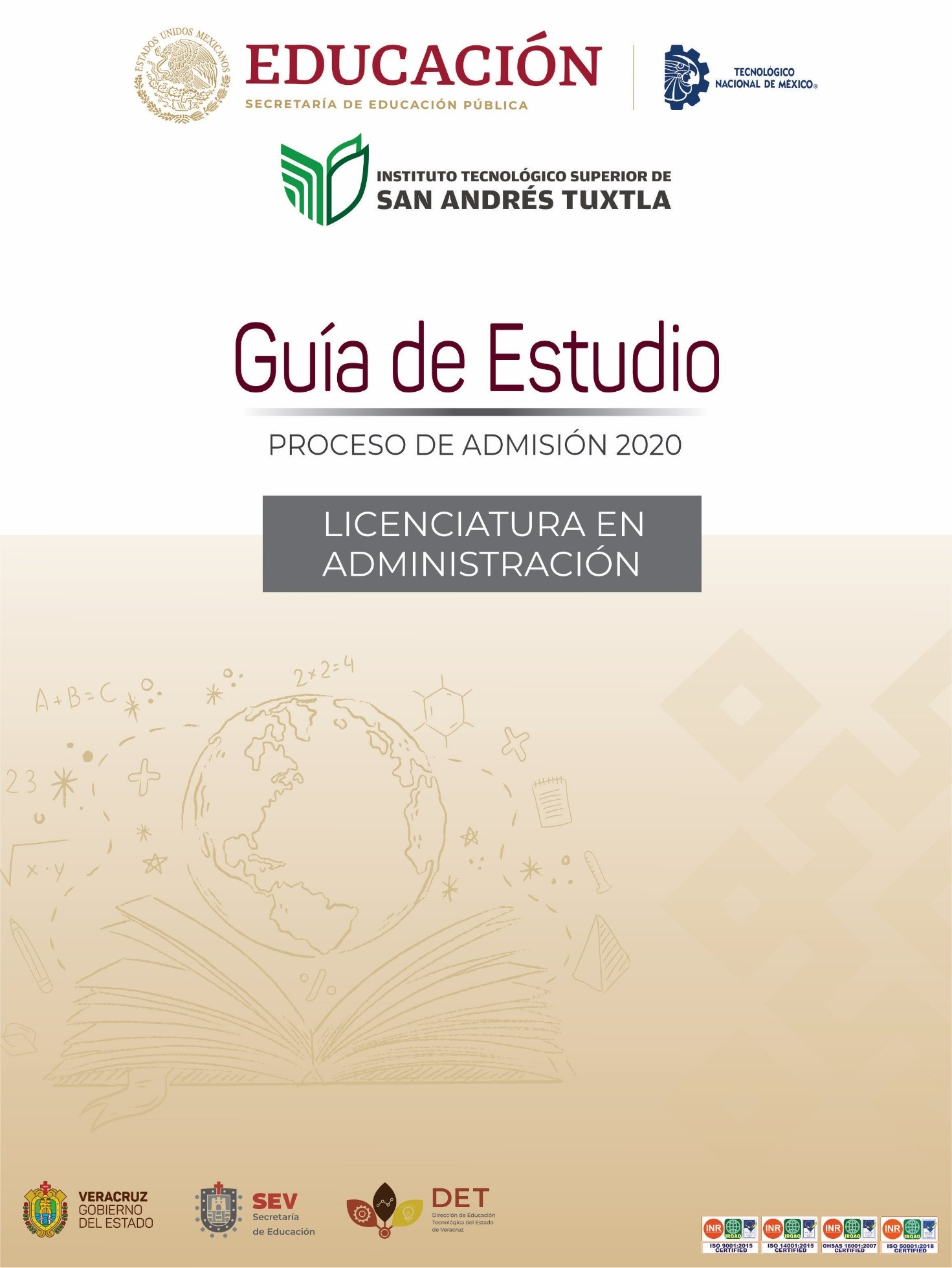 Descarga Guía Licenciatura